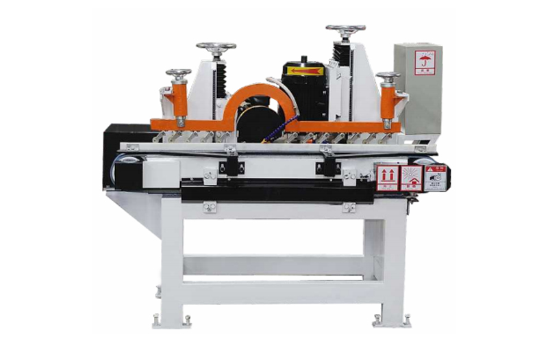 L TYPE CUTTING MACHINE WITH DOUBLE BLADE ZD-TM120L