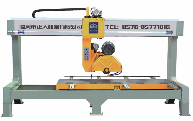 AUTOMATIC BRIDGE EDGE CUTTING MACHINE ZDQ-2